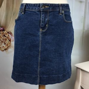 Apt. 9 Denim Skirt